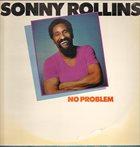 SONNY ROLLINS No Problem album cover
