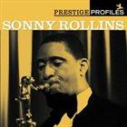 SONNY ROLLINS Prestige Profiles: Sonny Rollins album cover