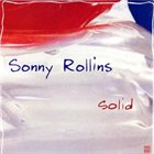 SONNY ROLLINS Solid album cover