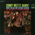 SONNY ROLLINS Sonny Meets Hawk! album cover