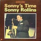 SONNY ROLLINS Sonny's Time album cover