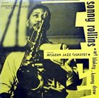 SONNY ROLLINS Sorry Rollins With The Modern Jazz Quartet album cover