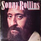 SONNY ROLLINS Taking Care Of Business album cover