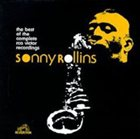SONNY ROLLINS The Best of the Complete RCA Victor Recordings album cover