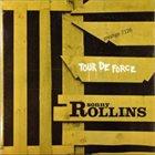 SONNY ROLLINS Tour De Force album cover