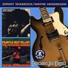 SONNY SHARROCK Black Woman / Freedom Sounds album cover