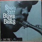 SONNY STITT Blows The Blues album cover
