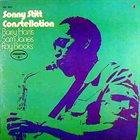 SONNY STITT Constellation Album Cover