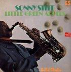 SONNY STITT Little Green Apples album cover