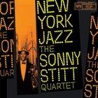 SONNY STITT New York Jazz album cover