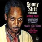 SONNY STITT Rearin' Back & Tribute to Ellington album cover