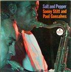 SONNY STITT Salt And Pepper album cover
