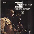 SONNY STITT Sonny Stitt & The Giants : Night Work (aka Loverman) album cover