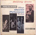 SONNY STITT Sonny Stitt Sits In With The Oscar Peterson Trio album cover