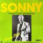 SONNY STITT Sonny's Last Recordings (aka Sonny's Blues) album cover