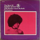 SONNY STITT The Best Of/For Lovers (With Brother Jack McDuff) album cover