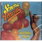 LA SONORA PONCEÑA Birthday Party album cover