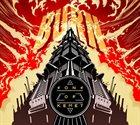 SONS OF KEMET Burn album cover