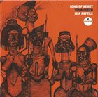 SONS OF KEMET Your Queen Is A Reptile album cover