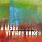 SPIKE WILNER Blues of Many Colors album cover