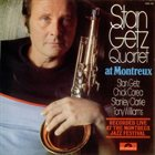 STAN GETZ At Montreux album cover