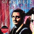 STAN GETZ Ballads and Bossa Nova album cover