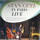 STAN GETZ In Paris album cover