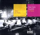 STAN GETZ Jazz in Paris album cover