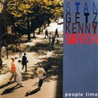 STAN GETZ People Time (with Kenny Barron) album cover