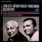 STAN GETZ Stan Getz & Arthur Fiedler At Tanglewood (aka A Song After Sundown) album cover