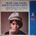 STAN GETZ Stan Getz & Astrud Gilberto : The Girl From Ipanema album cover