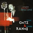 STAN GETZ Stan Getz & Jimmy Raney - Complete Studio Sessions (1948-1953) album cover