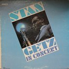 STAN GETZ Stan Getz In Concert album cover