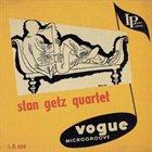 STAN GETZ Stan Getz Quartet album cover