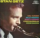 STAN GETZ Stan Getz with Cal Tjader album cover