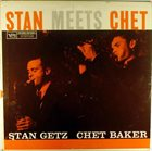 STAN GETZ Stan Meets Chet album cover