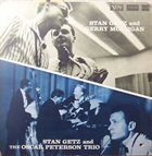 STAN GETZ tan Getz And Gerry Mulligan / Stan Getz And The Oscar Peterson Trio album cover