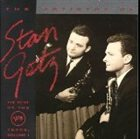 STAN GETZ The Artistry of Stan Getz: The Best of the Verve Years, Volume 1 album cover