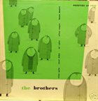 STAN GETZ The Brothers (with Zoot Sims) album cover
