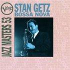 STAN GETZ Verve Jazz Masters 53: Bossa Nova album cover