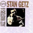 STAN GETZ Verve Jazz Masters 8 album cover