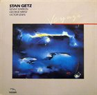 STAN GETZ Voyage album cover