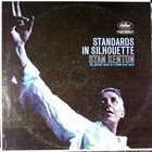 STAN KENTON Standards in Silhouette Album Cover