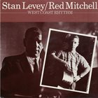 STAN LEVEY West Coast Rhythm (with Red Mitchell) album cover