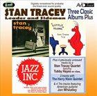 STAN TRACEY Three Classic Albums Plus album cover