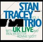 STAN TRACEY UK Live – Vol. 1 album cover