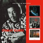 STANLEY CLARKE Time Exposure / Find Out!/Hideaway album cover