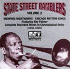 STATE STREET RAMBLERS State Street Ramblers Vol 2 1931 - 1936 album cover