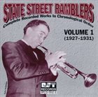 STATE STREET RAMBLERS State Street Ramblers Vol.1 album cover