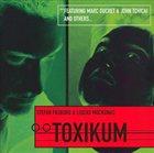 STEFAN PASBORG Toxikum (with  Liudas Mockunas) album cover
